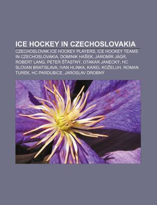 Ice Hockey in Czechoslovakia: Czechoslovak Ice Hockey Players, Ice Hockey Teams in Czechoslovakia, Dominik Ha Ek, Jarom R J Gr, Robert Lang  by  Source Wikipedia