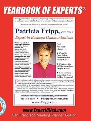 Speaker Directory San Francisco Patricia Fripp