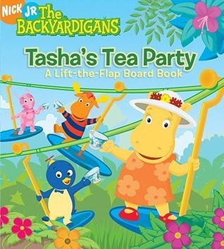 Tashas Tea Party: A Lift-the-Flap Board Book  by  David A. Cutting