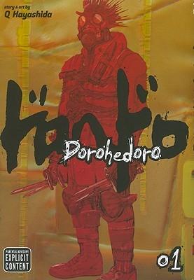 Doro Hedoro 3  by  Q. Hayashida