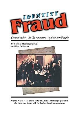 Identity Fraud  by  Thomas Marvin