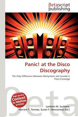 Panic! at the Disco Discography  by  NOT A BOOK