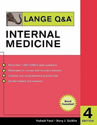 Lange Q&A: Internal Medicine Yashesh Patel