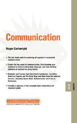 Communication Roger Cartwright