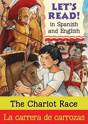 Chariot Race Spanish-English Edition  by  Lynne Benton
