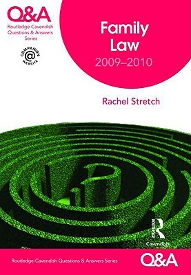 Q&A Family Law 2011-2012  by  Rachael Stretch