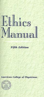 Ethics Manual  by  L. Snyder