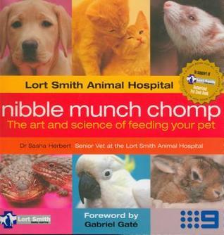 Nibble Munch Chomp  by  Sasha Herbert