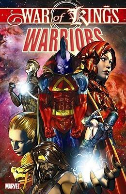 War Of Kings: Warriors C.B. Cebulski
