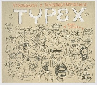 Typex: Typography. a Teaching Experience.  by  Hernan Ordoñez