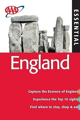 AAA Essential England  by  G. K. Sharman