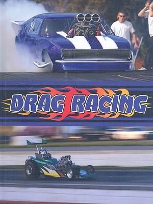 Drag Racing  by  Nicki Clausen-Grace