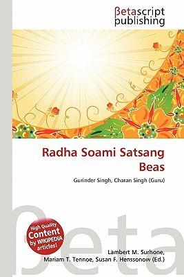 Radha Soami Satsang Beas  by  NOT A BOOK