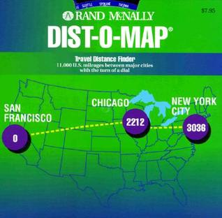 Dist-O-Map: Travel Distance Finder Rand McNally
