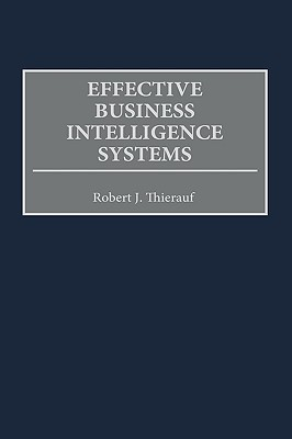 On-Line Analytical Processing Systems for Business  by  Robert J. Thierauf