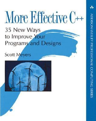 More Effective C++ Scott Meyers