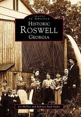 Historic Roswell Georgia Joe McTyre