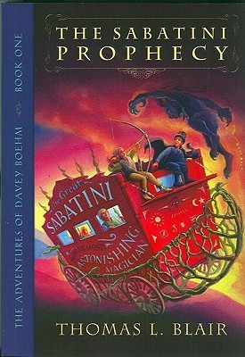 The Sabatini Prophecy  by  Tony L. Blair