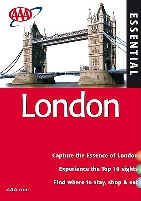 AAA Essential London, 9th Edition  by  Paul Murphy