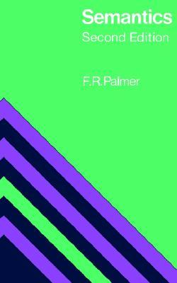 The English Verb  by  Frank Robert Palmer