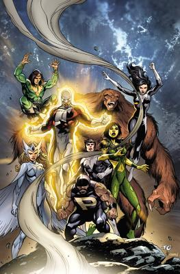 Alpha Flight Vol. 2 Greg Pak