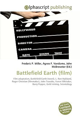 Battlefield Earth  by  Frederic P.  Miller