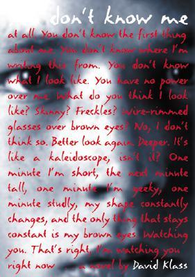 Firestorm (Caretaker Trilogy #1) David Klass