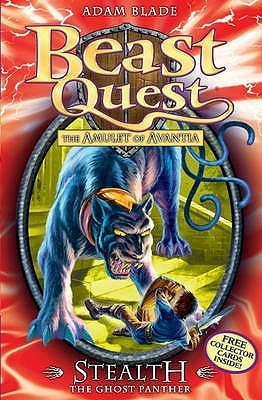 Stealth the Ghost Panther (Beast Quest, #24)  by  Adam Blade