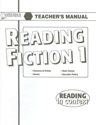 Reading Fiction 1 Teachers Manual  by  Laurel Associates