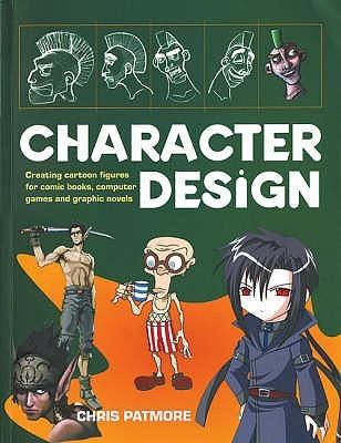 Character Design Chris Patmore