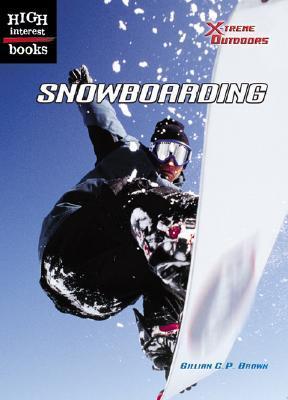 Snowboarding Gillian Brown