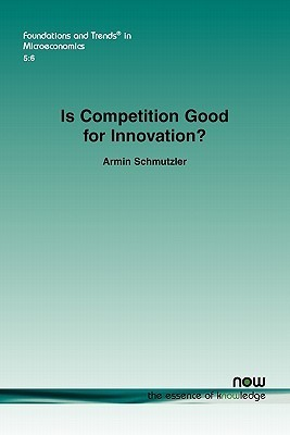 Is Competition Good for Innovation?: A Simple Approach to an Unresolved Question Armin Schmutzler