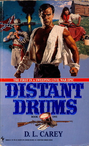 Distant Drums  by  Diane Carey