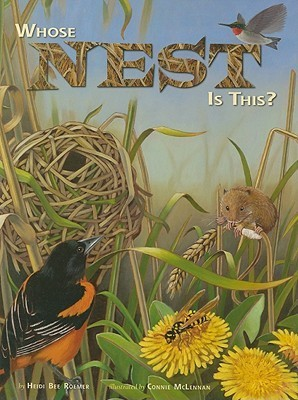 Whose Nest Is This? Heidi Roemer