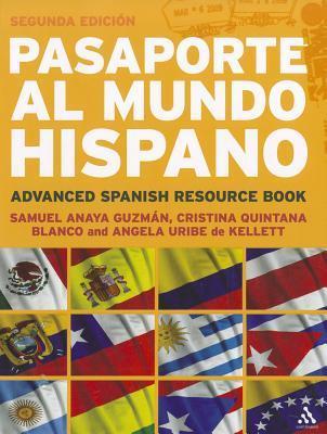 Pasaporte Al Mundo Hispano Nuria Gonzalez Oliver