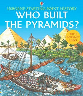 Who Built The Pyramids  by  Phil Roxbee Cox