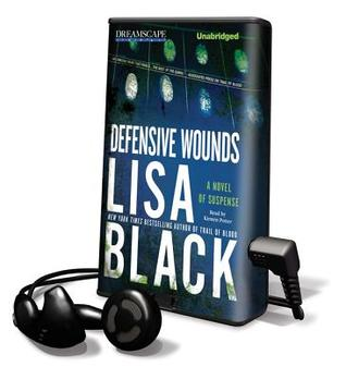 Defensive Wounds  by  Lisa Black