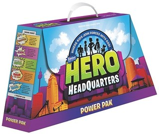 Hero Headquarters Power Pak: Where Kids Join Forces with God! Standard Publishing