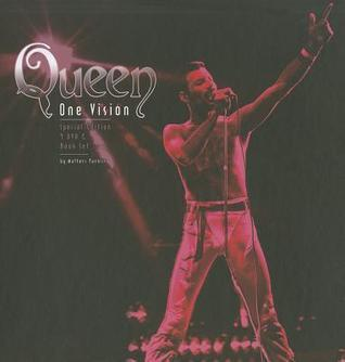 Queen: One Vision [With 4 DVDs]  by  Matters Furniss