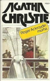Roger Ackroydin murha  by  Agatha Christie
