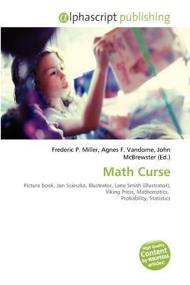 Math Curse Frederic P.  Miller