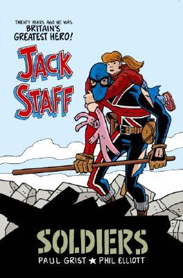 Jack Staff Volume 2: Soldiers  by  Paul Grist