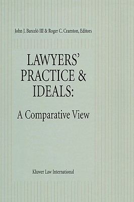Lawyers Practice Ideals, a Comparative View  by  Roger C. Cramton