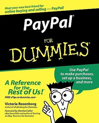 PayPal For Dummies (For Dummies Victoria Rosenborg