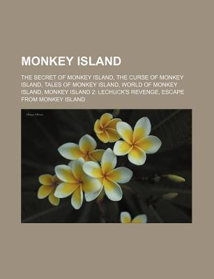 Monkey Island: The Secret of Monkey Island, the Curse of Monkey Island, Tales of Monkey Island, World of Monkey Island  by  Source Wikipedia