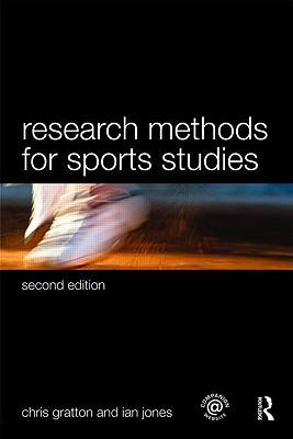 Onderzoeksmethoden Voor Sportstudies Chris Gratton