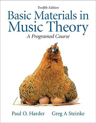 Harmonic Materials In Tonal Music: Part One  by  Paul O. Harder
