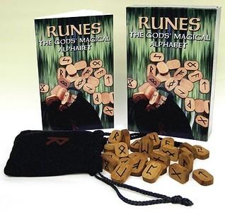 Wooden Rune Kit  by  Laura Tuan