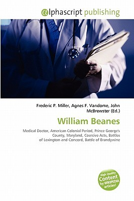 William Beanes Frederic P.  Miller