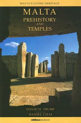 Malta. Prehistory and Temples  by  David H. Trump